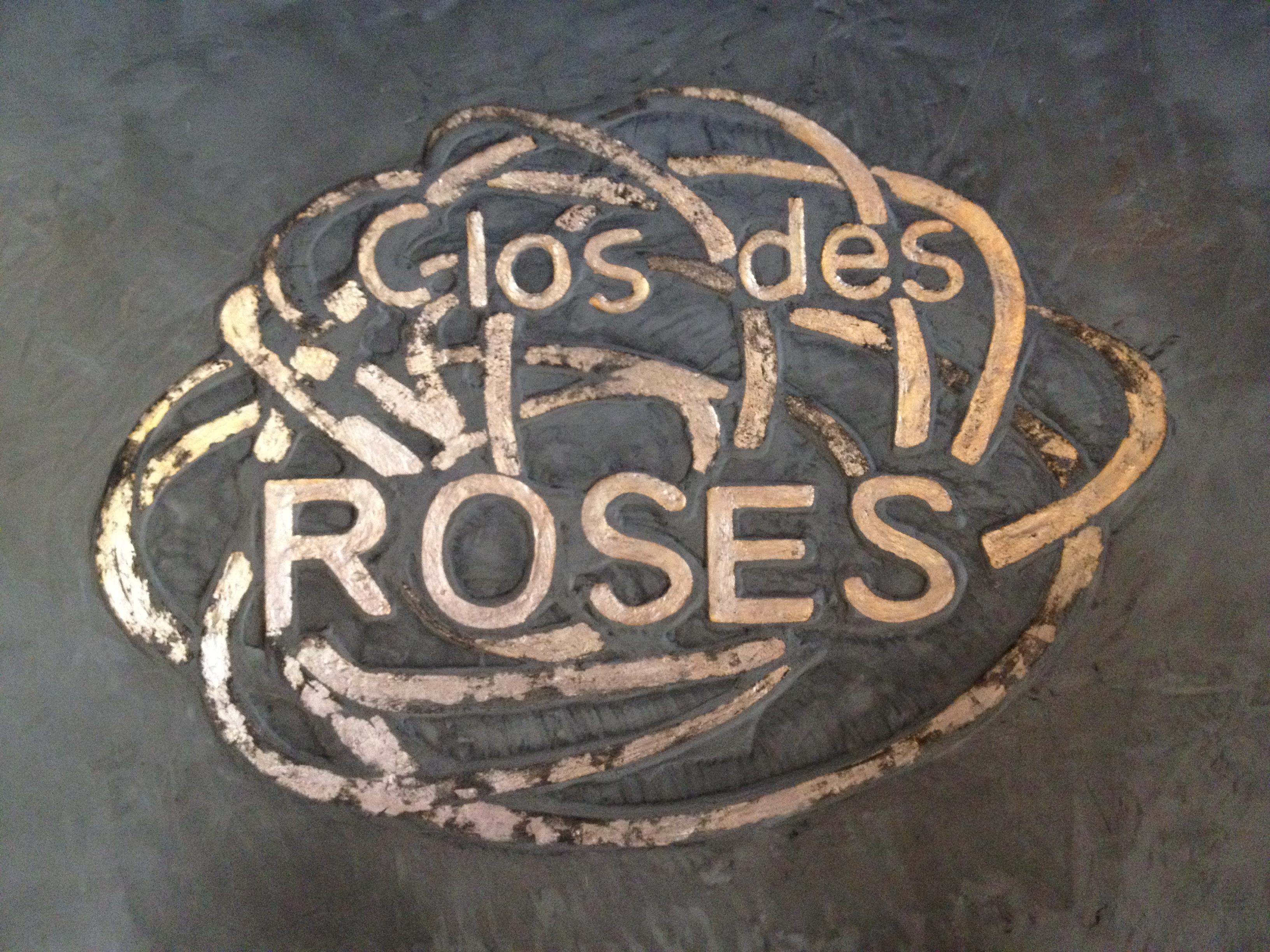 Réunion et un déjeuner Sympa avec des Sommeliers du Var à la Bastide du Clos des Roses.