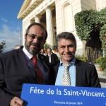 Fête de Saint Vincent à Bellet 2014(2)