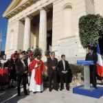 Fête de Saint vincent à bellet 2014