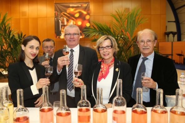 Commentaires de dégustation millésime 2014 de la Bouches du Rhône - Julia Scavo