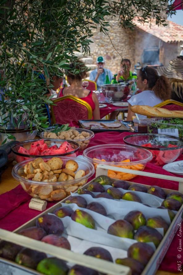 BBQ 2015 de l'Association des Sommeliers Nice Côte d'Azur Provence