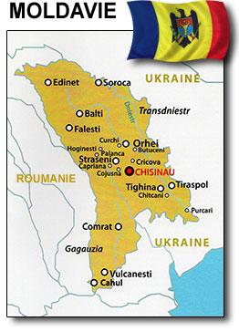 Lundi 20 Février, la dégustation des vins Moldaves