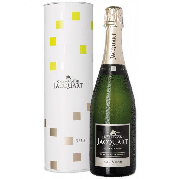 Champagne Jacquart - Brut Mosaic Signature, Aged 5 Years