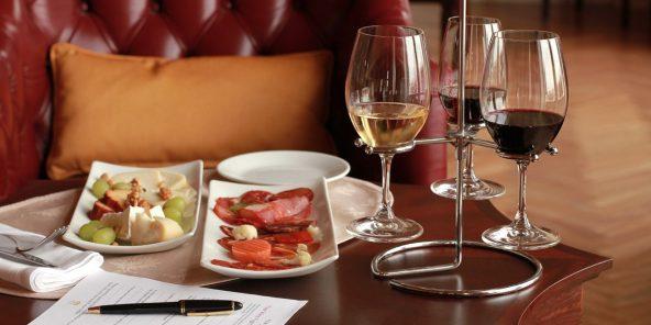 Soirée de formation et dégustation des vins de Croatie suivi d'un diner au champagne le 29 Octobre