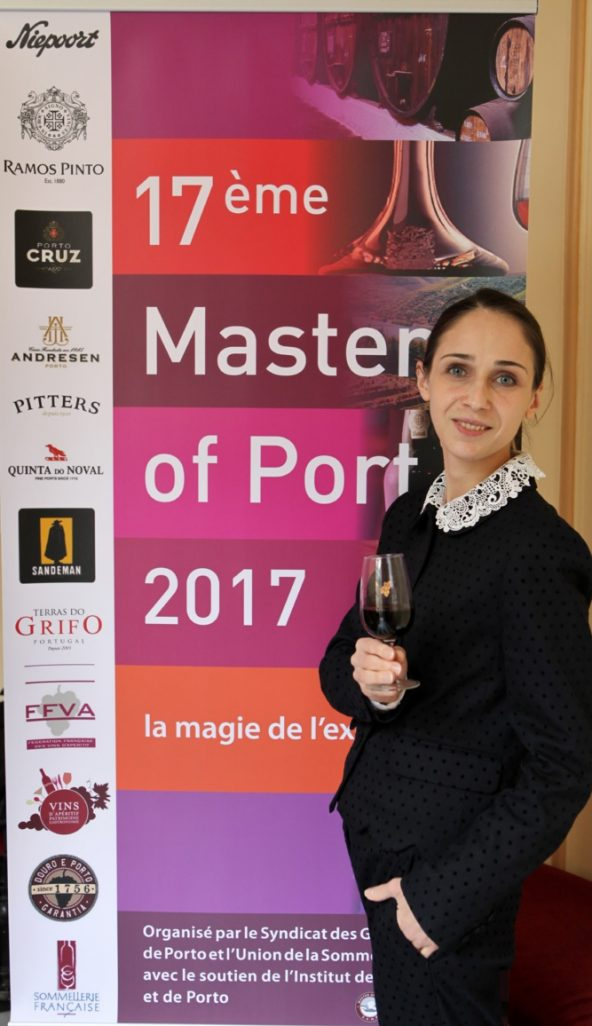 Master of Port : Julia Scavo la sommelière qui a bousculé la tradition