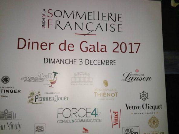 Diner de Gala 2017 de l'UDSF
