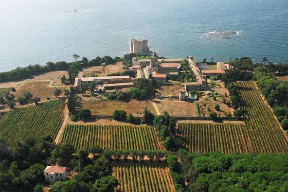 (re)Découverte des vins et du vignoble de l'Abbaye de Lérins - Invitation le Mardi 20 Mars 2018