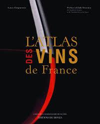 L'ATLAS DES VINS DE FRANCE-udsf