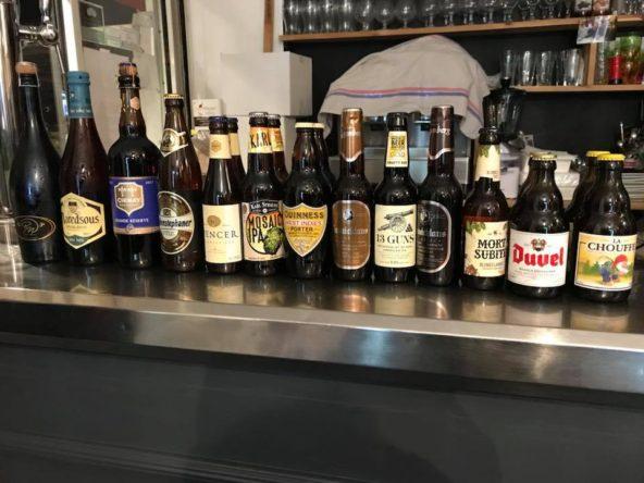 La journée de formation et de dégustation de Bière animée par Julia Scavo
