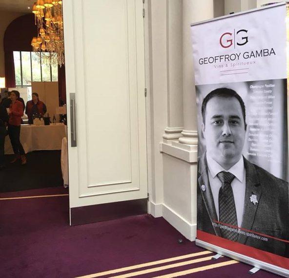 Salon Geoffroy Gamba 2018 au Casino de Beaulieu sur Mer - Lundi 5 Mars 2018