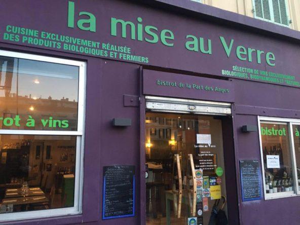 La Mise Au Verre - Nice