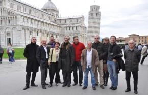 Voyage Italie 2012