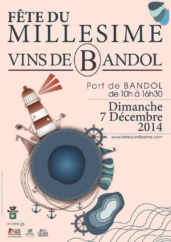 La Fête du millésime des vins de Bandol 2014 - Trophée Longue Garde