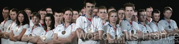 Les Olympiades des métiers -