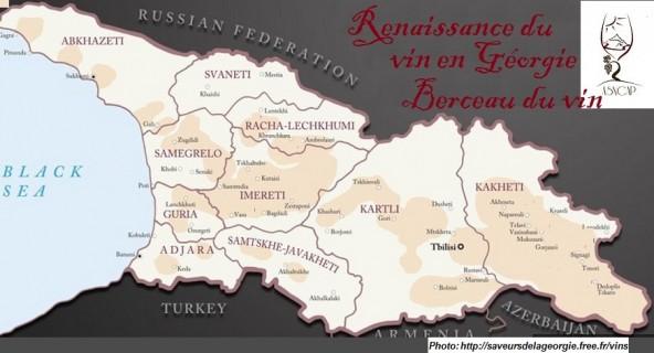 Renaissance du vin en Géorgie selon des méthodes ancestrales