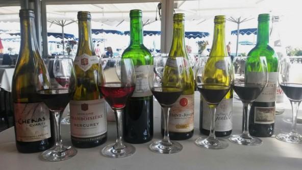 Séances d'entraînement et de perfectionnement à la dégustation de l'Association des sommeliers Nice Côte d'Azur Provence