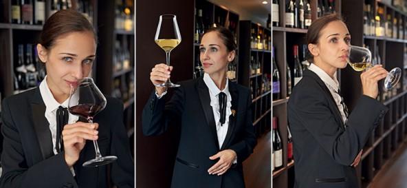 Masterclass accord mets-vins-verres par Julia Scavo, l'ambassadrice de la marque Chef&Sommelier