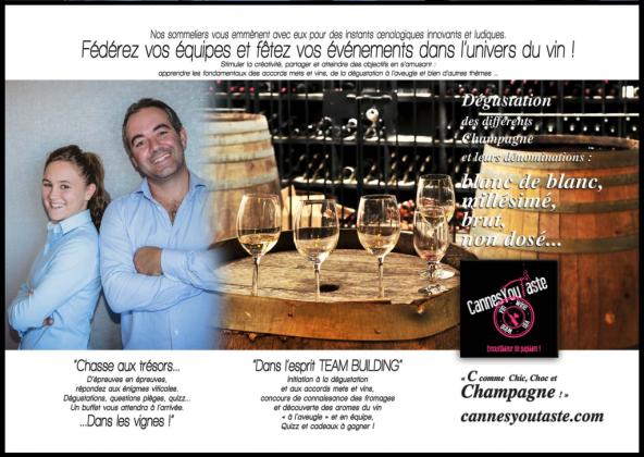 La formation sur le vin et l'oeno-tourisme