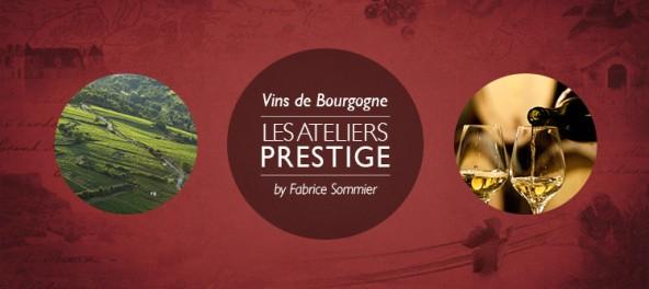 Atelier-dégustation de 8 Climats de Bourgogne issus de la Cave de Prestige du BIVB animé par Fabrice Sommier