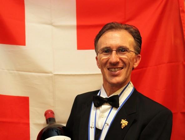 Dégustation & un Master Class des vins Suisse par Paolo Basso le Meilleur Sommelier du Monde 2013