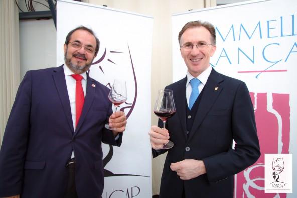 Master Class des vins Suisse de Paolo Basso