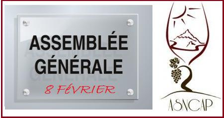 l'Assemblée Générale l'Assemblée Générale  de l'Association des Sommeliers de Nice Côte d'Azur Provence