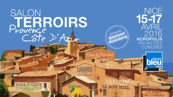 Premier Salon Terroirs Provence-Côte d'Azur & Master Class de Julia Scavo