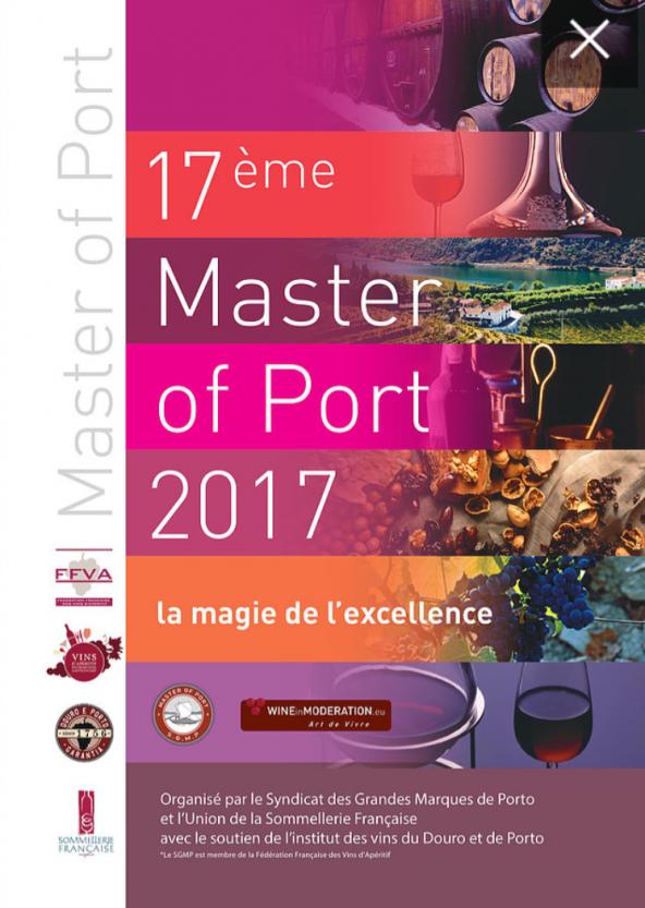 Ouverture des inscriptions de la 17ème édition du Master of Port