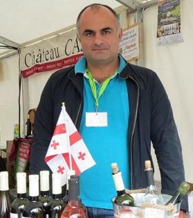 Lundi 20 Mars la dégustation des vins Géorgiens à Monaco