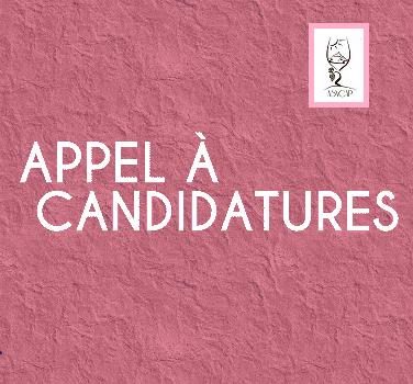 Rappel à candidatures pour la fonction de Président de l'Association des Sommeliers Nice Côte d'Azur Provence