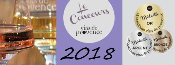 Jurys de Dégustation - Concours des Vins de Provence 2018
