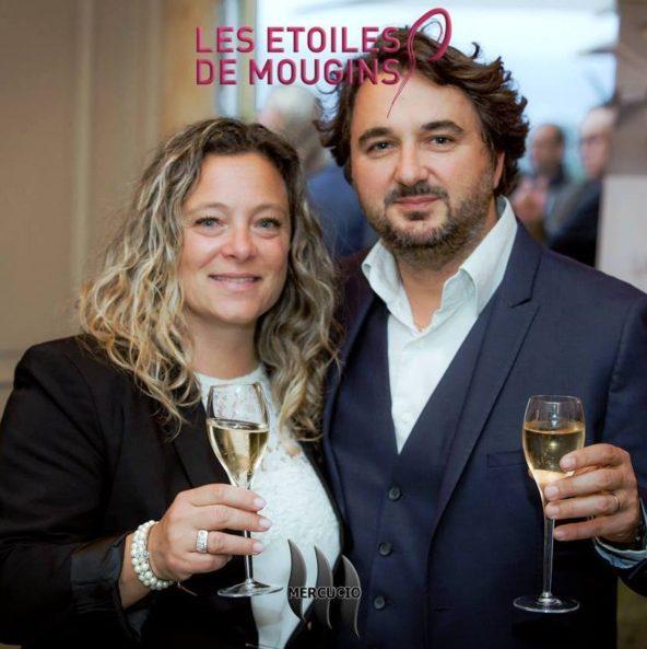 Salon ProfessionnelMaud et Cédric Léger