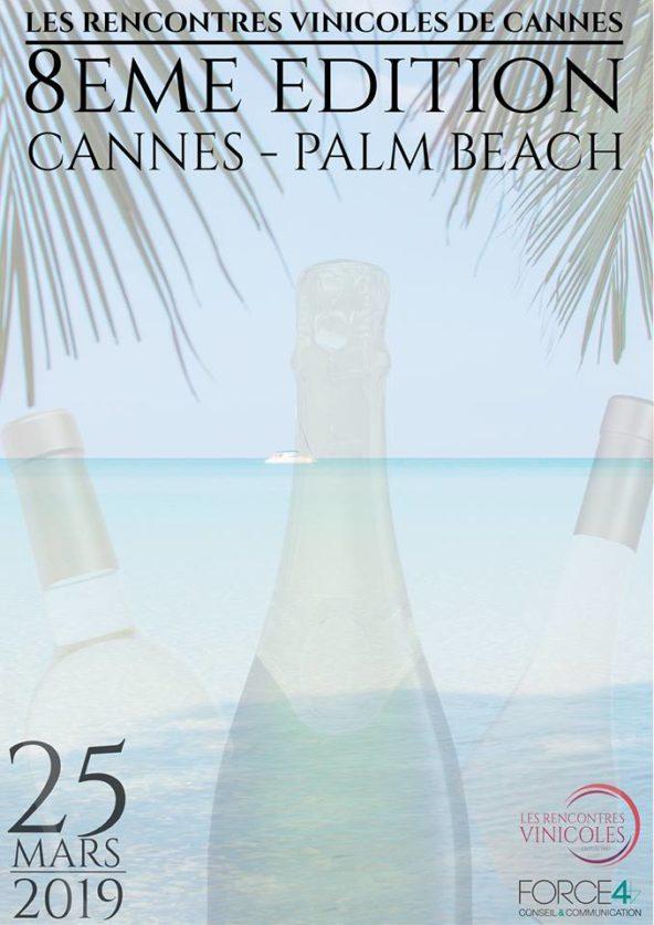 8ème édition des Rencontres Vinicoles de Cannes